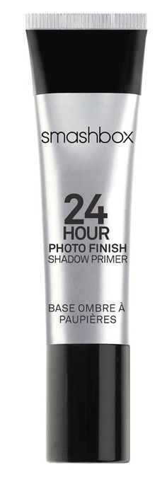 Smashbox 24 hour photo finish shadow primer: Comparable to the UD shadow primer in terms of texture and staying power. Both last pretty good throughout the work day but it does depend on the shadow and they need loose powder applied before shadow Makeup Brands, Best Makeup Products, Makeup Tips, Beauty Products, All Things Beauty, Beauty Make Up, Hair Beauty, Beauty Stuff, Eyeshadow Primer