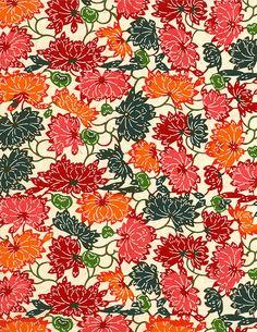Japanese pattern : Washi 和紙: Japanese Paper