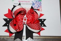 Lady buy inspired hairbow