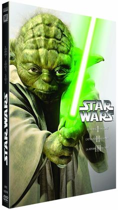 Star Wars - La Prélogie [Édition Simple]: Amazon.fr: Liam Neeson, Ewan McGregor, Natalie Portman, Hayden Christensen, Ian McDiarmid, Christopher Lee, George Lucas: DVD & Blu-ray
