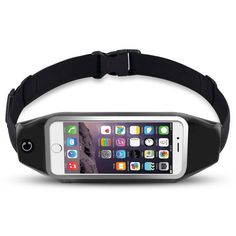 Universal 6 inch Waterproof Sport GYM Running Waist Belt Pack Phone Case Bag Armband for iPhone X 8 7 5 6 7 Plus Samsung - TakoFashion - Women's Clothing & Fashion online shop Iphone 7 Plus, Case Iphone 6s, Iphone 4, Phone Case, Best Running Belt, Running Waist Belt, Arm Workout With Bands, Band Workouts, Belt Pouch
