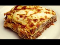 "How to Make Classic Italian Lasagna Recipe by Laura Vitale - ""Laura In The Kitchen"" Episode 47 - YouTube"