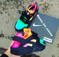 Awesome huaraches they are goals