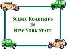 Road Trips in New York