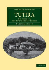 First published in 1921, this loving acount of the ecology of New Zealand focuses on Guthrie-Smith's 40,000-sheep shearing station on the shores of Lake Tutira. He covers the geologic setting, ecology and and impact of sheep on the region. With line drawings, maps and a few period photographs.