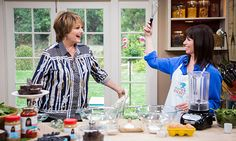 The Sneaky Chef stops by Hallmark Home & Family!