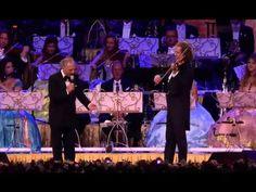 Andre Rieu & Rocco Granata - Buona Notte Bambino & Marina 2014 - YouTube
