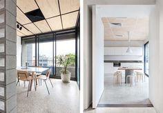 嫌老氣?澳洲建築師把輕鋼架和磨石子地板變美了 - DECOmyplace 新聞
