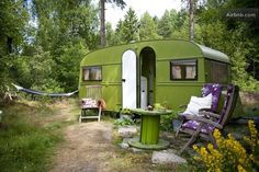 The Green Hipster Camper en Vestby                                                                                                                                                                                 Más
