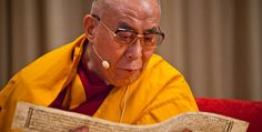 """""""The essence of dharma is mental transformation."""" - HHDL / Live Webcasts from New York City Oct 18-20th, 2013  / www.dalailamany.org"""
