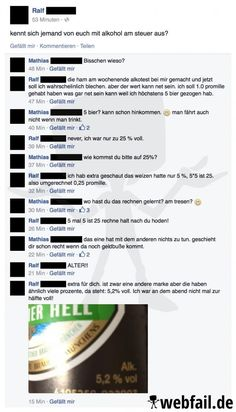 Manchmal frage ich mich wirklich … Facebook Humor, Why People, Fails, Funny Memes, Cats, Sometimes I Wonder, Funny Stuff, Alcohol, Jokes