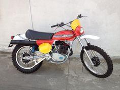 Ktm GS 125 - 1976
