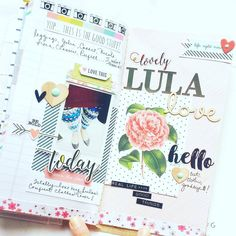 @gossamerblue May kits are now live! Here is a project I created in my Color Crush Traveler's Notebook. Its about my Lularoe obsession.…