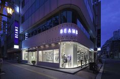 BEAMS in Kumamoto by Jamo