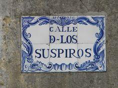 Calle de los Suspiros (Colonia, Uruguay)