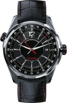 Мужские российские механические наручные часы Штурманские 2426-4571144
