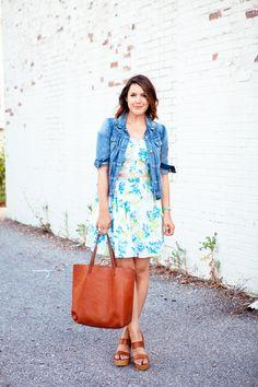 floral dress | Kendi Everyday