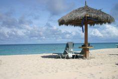 Beach Aruba