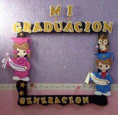 marcos porta fotos gigantes graduacion