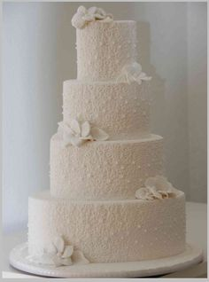 ivory details by james rosselle, elle cakes.