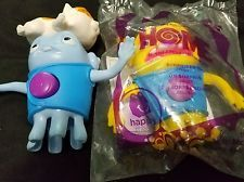 "3.oo to 9.oo-2015 McDonald's DreamWorks ""Home"" Happy Meal Toy (#3 Oh's spinning cat)"