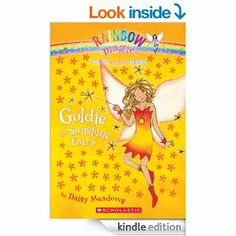 Amazon.com: Weather Fairies #4: Goldie the Sunshine Fairy: A Rainbow Magic Book eBook: Daisy Meadows, Georgie Ripper: Books