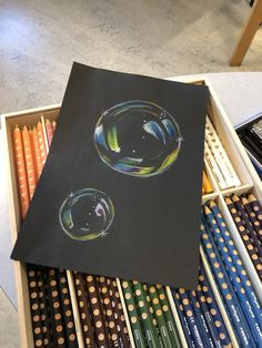 Illusions, 3 D, Office Supplies, Stationery, Optical Illusions