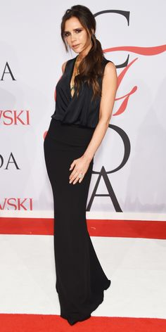Victoria Beckham's Most Stylish Looks Ever - June 1, 2015  - from InStyle.com