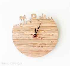 DIY wall clock?