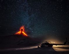 Photo by Dreaming of far away places….Kamchatka feels pretty far from everywhere. Taken during an exploratory snowboard… Amazing Photography, Travel Photography, Photography Ideas, Jimmy Chin, National Geographic Travel, Climate Change Effects, Far Away, Beautiful World, Northern Lights
