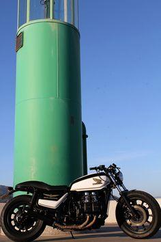 Honda GL1100 Goldwing By Tarmac Custom Motorcycles ♠ http://milchapitas-kustombikes.blogspot.com ♠