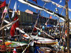 Escale à Sète 2014 - Fête des traditions maritimes. A fantastic cultural success,  based on coherence and authenticity !