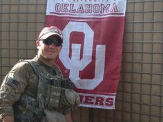 Oklahoma Sooners Serving the Nation