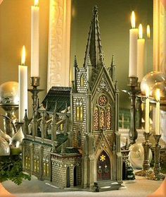 Cathedral Of St. Nicholas NEW Department Dept. 56 Christmas In The City Village