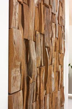 Kauri Wood Panelling
