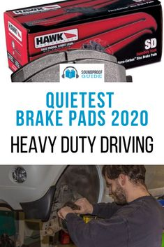 There is nothing worse when driving than having very loud brake pads. Sure, a person wants amazing performance, the ability to stop without any issues… Car Sounds, Driving Tips, Sound Proofing, Brake Pads, Insulation, Acoustic, Facts, Diy, Products