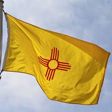 New Mexico state flag. A survey conducted by the North American Vexillological Association, dedicated to the study of flags, honored New Mexico's as a standout state flag, noting its members favor strong, simple, distinctive design.