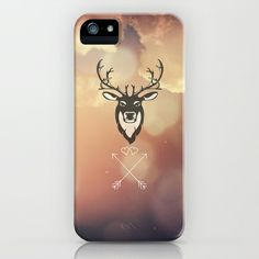 HIPSTER Things iPhone & iPod Case by ilkai - $35.00