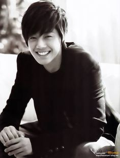 Kim Hyun Joong. Also known as the only guy I will leave my husband for. Hahaha! :)