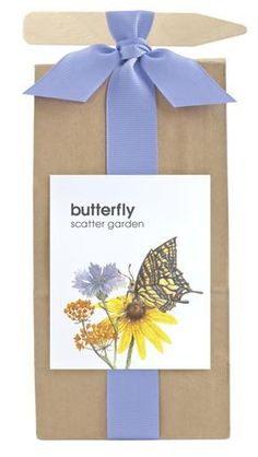 PSC Butterfly Scatter Garden CSPFLY These flower seed collections will create striking drifts of color and texture in your garden, containers, or window boxes