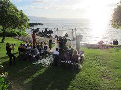 Kimberleigh and Gary's beautiful Maui wedding at the Kukahiko Estate planned by Tori Rogers of Hawaii Weddings by Tori Rogers.