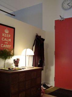 Warm Red Walls, Doors, & Floors Inspiration Gallery