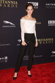 emma-watson-bafta-britannia-awards-balenciaga-2014