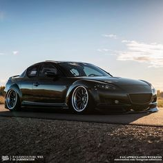 One sexy RX8