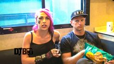 In this Preshow Rituals video, the rock band, Icon For Hire, discusses what they do before taking the stage, while on Warped Tour 2015.
