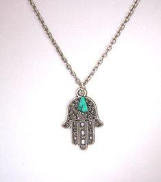 Hamsa necklace so many wants oh my goodness