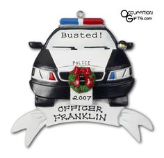 The Santa Claus Christmas Store features collectibles, gifts, decor, Christmas trees, and personalized ornaments. Gifts For Cops, Police Gifts, Drummer Gifts, Felt Gifts, Congratulations Graduate, Incredible Gifts, All Things Christmas, Christmas Ideas, Merry Christmas