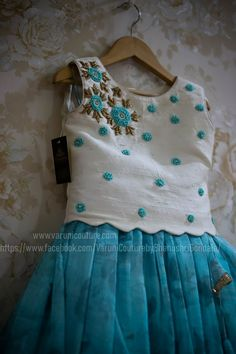 Girls Frock Design, Baby Dress Design, Kids Dress Wear, Kids Gown, Baby Frocks Designs, Kids Frocks Design, Baby Girl Party Dresses, Toddler Girl Dresses, Indian Dresses For Kids