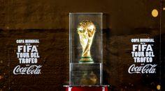 Trofeo de la Copa del Mundo en Monterrey (06 Febrero) Foto: Roberto Alanís