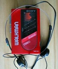 The Walkman - memories